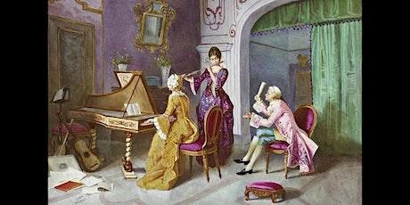 Harpsichord Celebration tickets