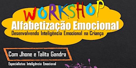 WORKSHOP - Alfabetização Emocional - Desenvolvendo IE na Criança. ingressos