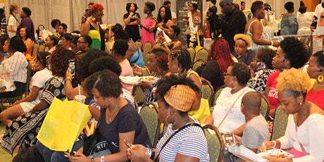 9th/10th Annual Charleston Natural Hair Expo (June 26, 2021) tickets