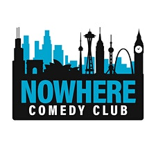 Nowhere Comedy Club logo