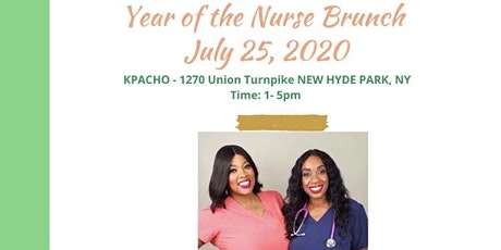 The Year Of The Nurse Brunch tickets