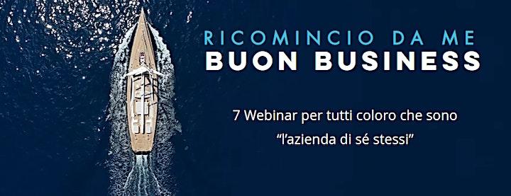 Immagine RICOMINCIO DA ME | BUON BUSINESS