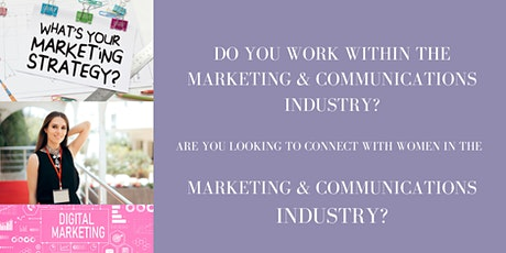 Women In...Marketing and Comms Networking Session tickets