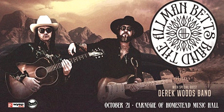 The Allman Betts Band tickets