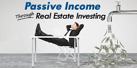 Cashflow through Real Estate tickets
