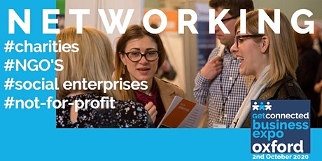 Networking for Charities, NGO's, Third Sector & Social Enterprises tickets