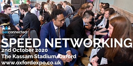 Speed networking at Business Expo Oxford tickets