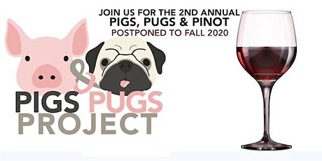 Pigs, Pugs & Pinot tickets