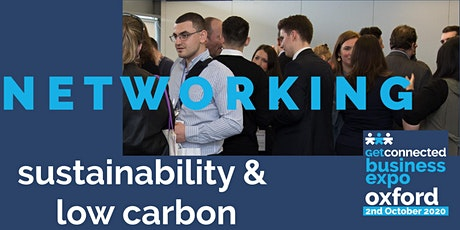 Networking for Sustainability and Low Carbon tickets