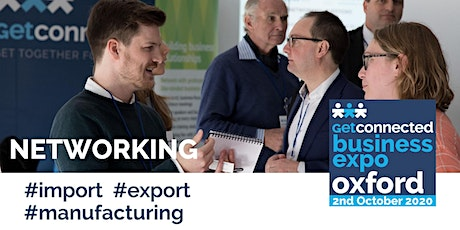 Networking for Import, Export and Manufacturing tickets