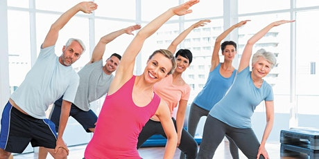 Every Wednesday – Fitness Class tickets
