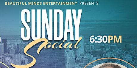 Sunday Social Live tickets