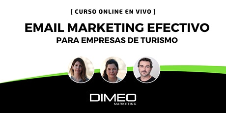 EMAIL MARKETING EFECTIVO | Para Empresas de Turismo entradas