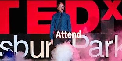 TEDxAsburyPark Season Best Seats Private Sale Sign