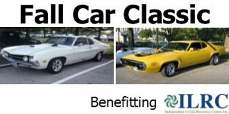 Fall Car Classic tickets