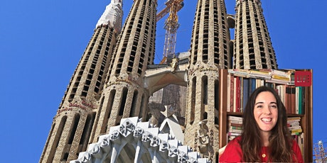 Crazy Genius: Gaudi's Barcelona Live Interactive Virtual Tour tickets