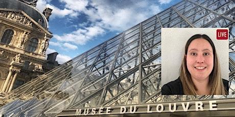Louvre Museum Live Interactive Virtual Tour tickets