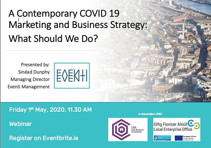 A Contemporary COVID 19 Marketing and Business Strategy: What Should We Do? image