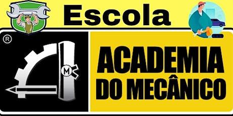 Curso de mecânica automotiva em Goiânia ingressos