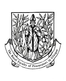 Royal Faculty of Procurators in Glasgow logo