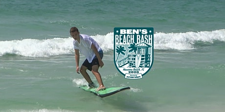 2020 Ben's Beach Bash presented by Autism Surfs tickets