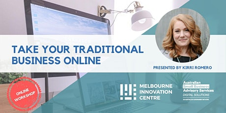 BRP: The Digital Pivot - How to Take Your Traditional Business Online tickets