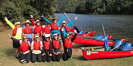 Women's Overnight Canoe Trip: Shoalhaven Gorge // 19th - 20th Sept tickets