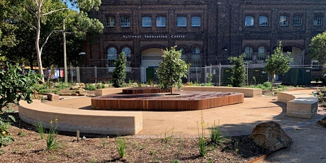 NEW Aboriginal Cultural Landscape Garden Live Virtual Tour tickets