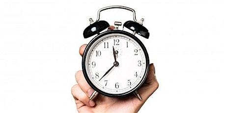 CORSO ON-LINE - Gestione efficace del tempo biglietti