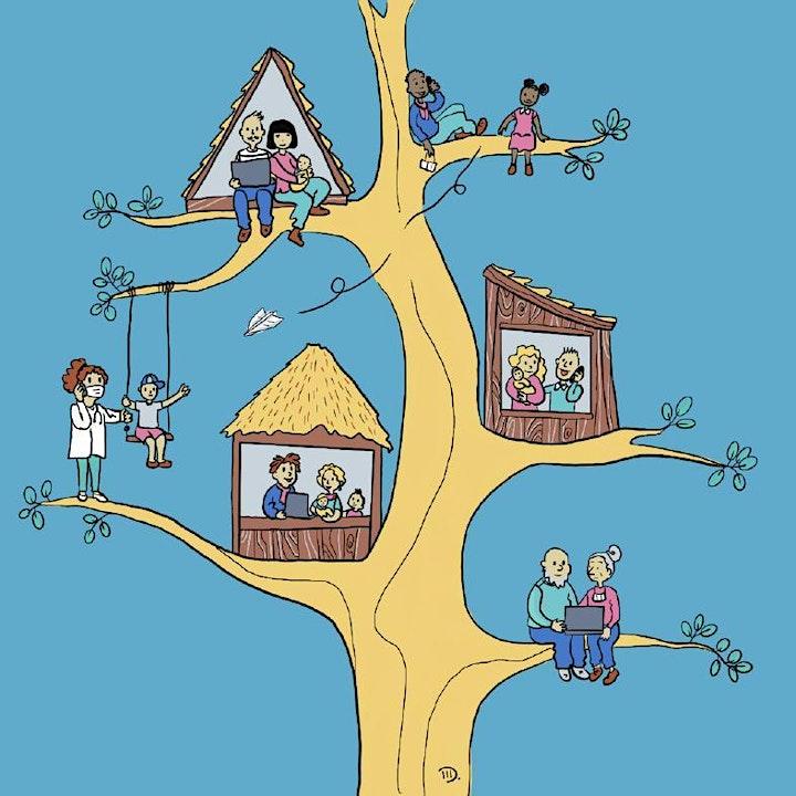 Image pour Devenir Parent quand on est déconfiné : Groupe de Paroles/ Vidéorencontre