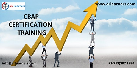 CBAP® Certification Training Course in  Dodge City, KS,USA tickets