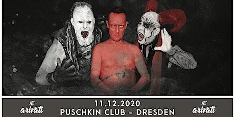 Das Ich  + In Strict Confidence - Lazarus Tour 2020 Tickets