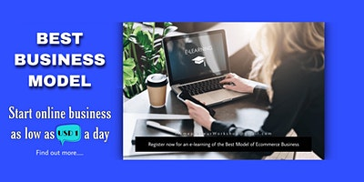 [WEBINAR] Ever thought of start an Online Business