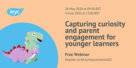 Capturing curiosity and parent engagement for younger learners tickets