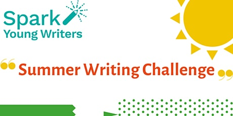 Spark Summer Writing Challenge 2020 tickets