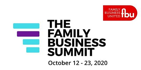 The Family Business Summit 2020 tickets