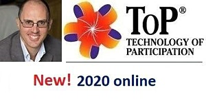 ToP Group Facilitation Methods training - Online