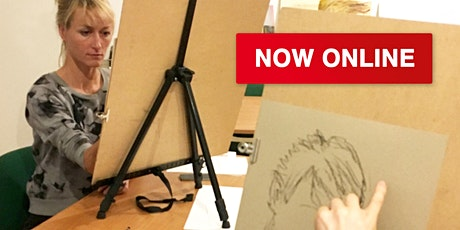 Learn to draw from scratch! One time ticket.  tickets