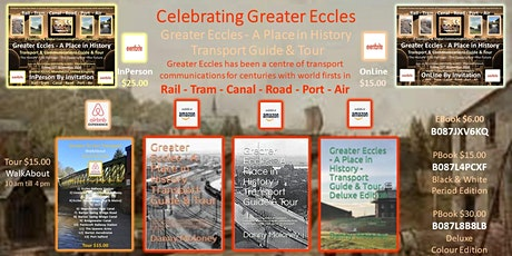 Greater Eccles - A Place in History - Transport Guide & Tour tickets