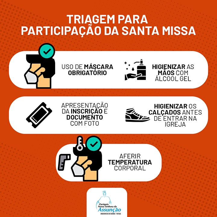 Imagem do evento Missa Sábado e Domingo - 23 e 24 de Janeiro  -  P.  N. Sra. da Assunção