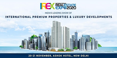 International Real Estate Expo 2020, New Delhi tickets