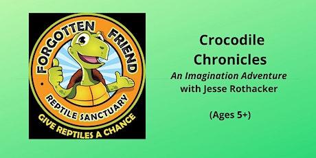 Jesse Rothacker's Crocodile Chronicles: An Imagination Adventure tickets