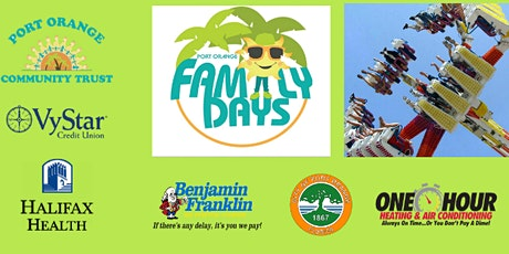 Family Days Carnival by S & T Magic tickets