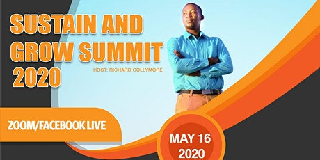 Copy of Sustain & Grow Business Summit 2020 tickets
