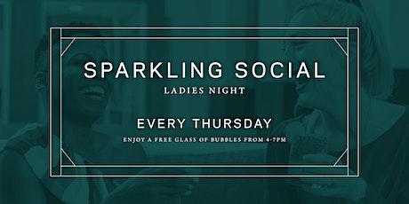 SPARKLING SOCIAL tickets