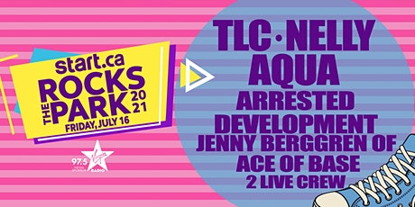 TLC, Nelly, Aqua, Arrested Development, Jenny Berggren of Ace of Base +More tickets