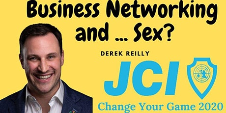 Business Networking and Sex - Derek Reilly(ENG) tickets