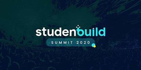 StudentBuild Summit 2020 tickets