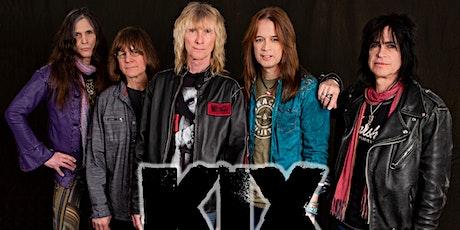 Kix tickets