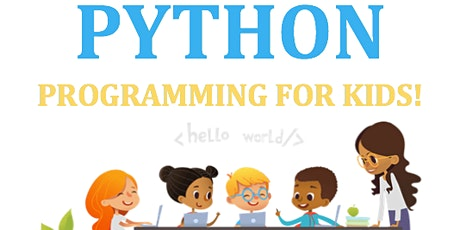 Professional Python Programming for Kids Bootcamp! tickets